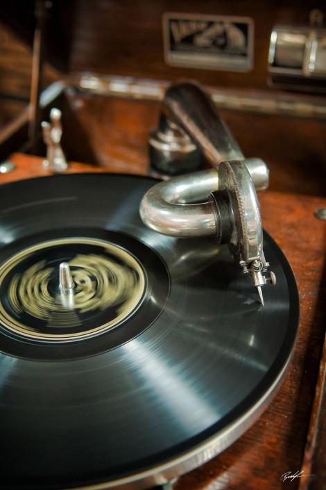 Antique Phonograph