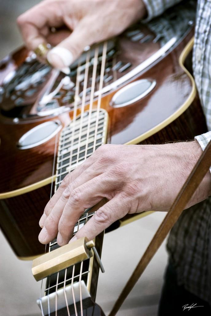 dobro player hands bluegrass