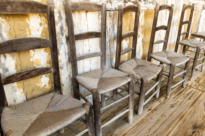 gossip chairs