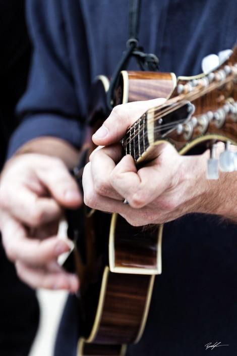 mandolin player hands bluegrass