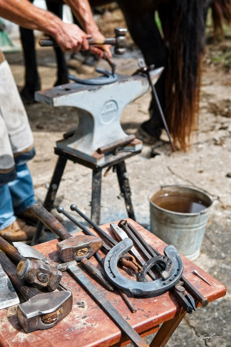 Blacksmith's Tools of the Trade