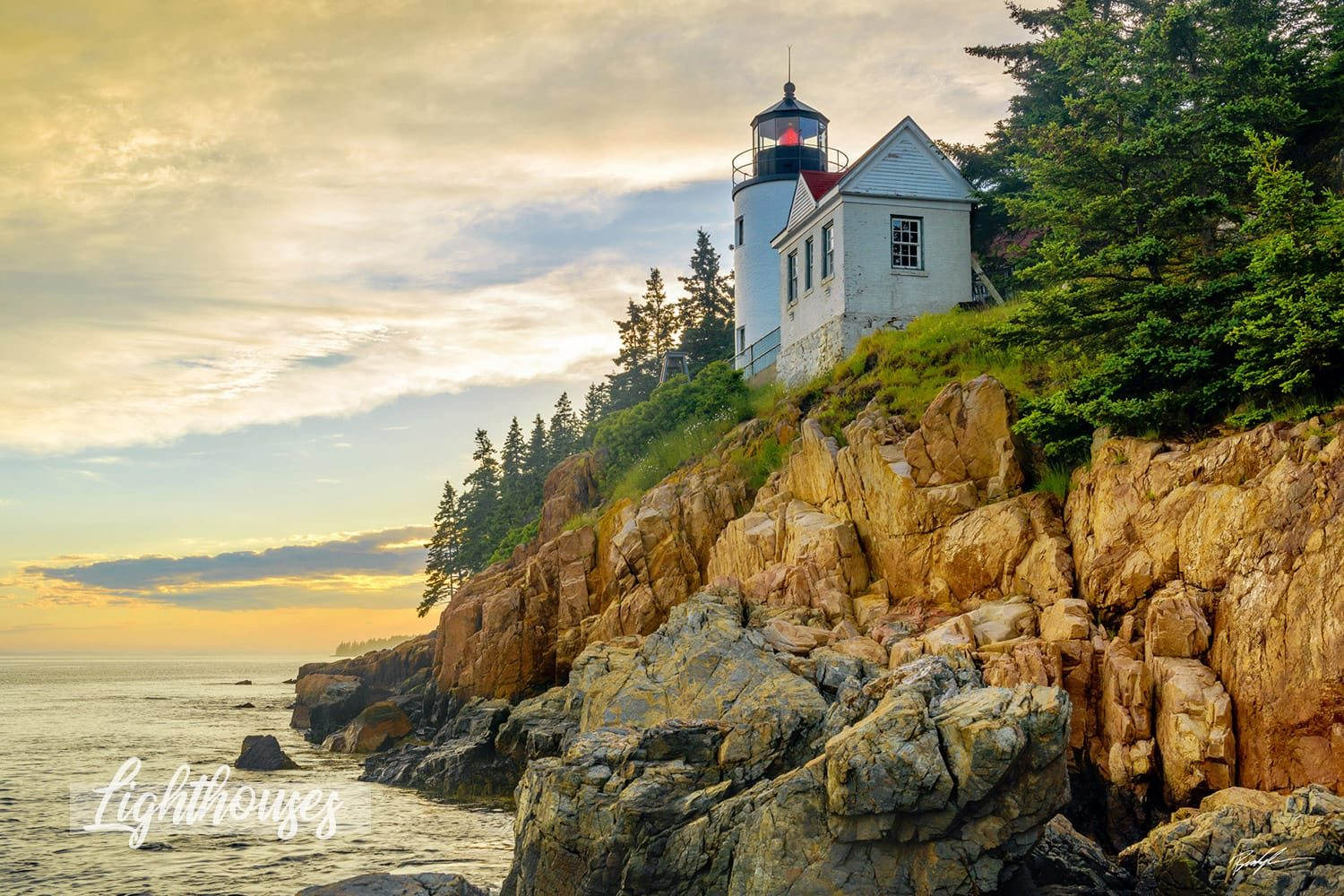 Home and Office Decor Lighthouse Photography