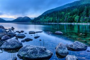Jordan Pond Acadia National Park Maine