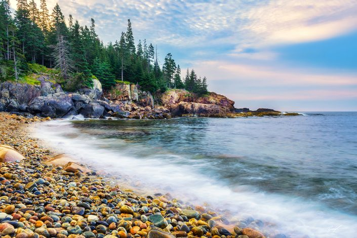 Little Hunter's Beach Acadia National Park Maine
