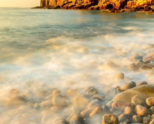 Otter Point Sunrise Acadia National Park Maine