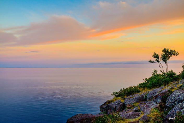 Pallisade Head Lake Superior North Shore Minnesota