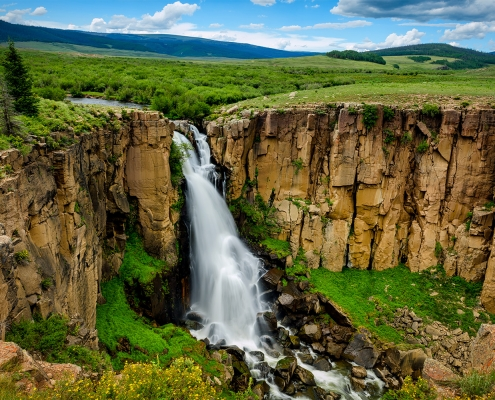 Clear Creek Falls, Colorado