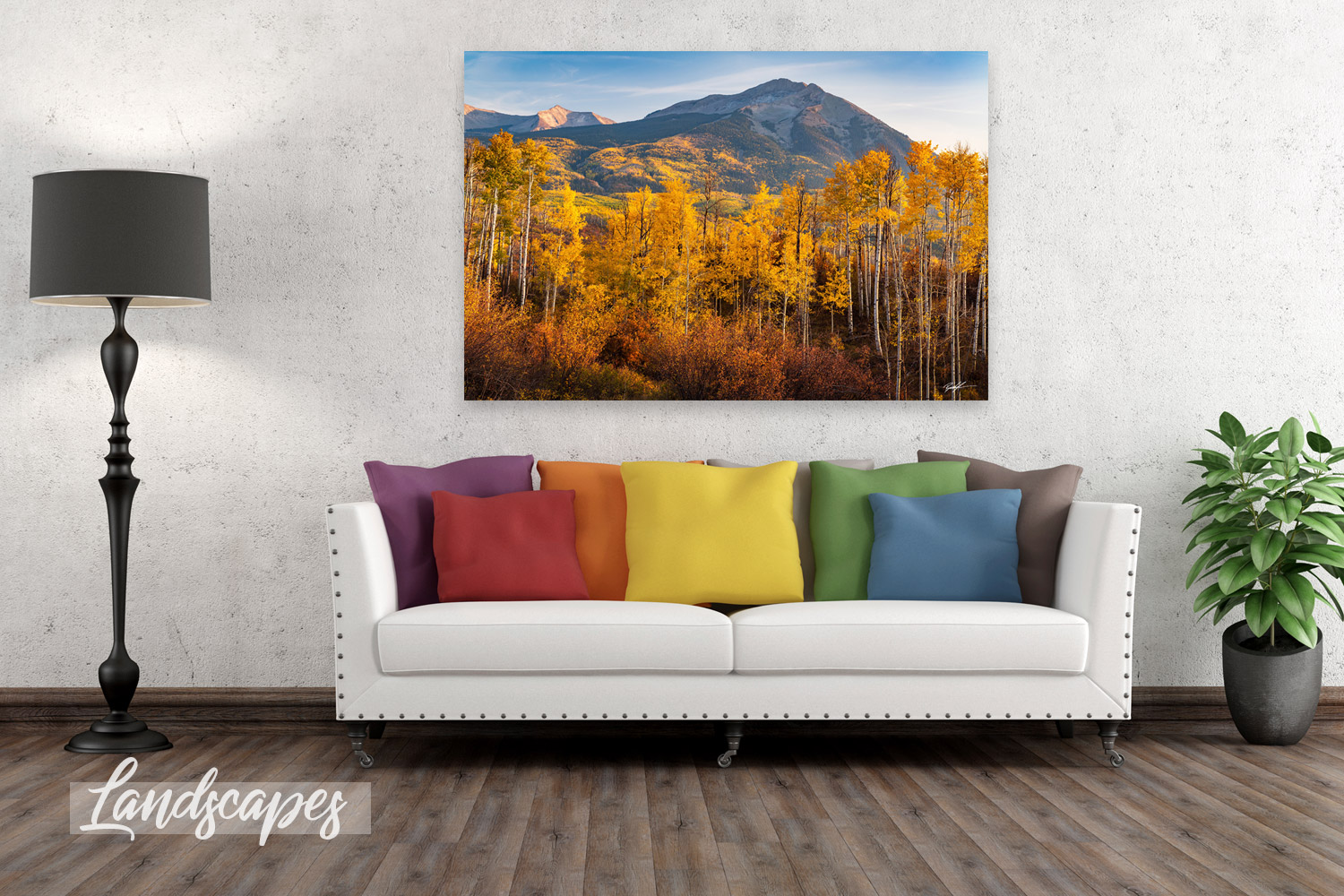 Home and Office Decor - Landscape Photography