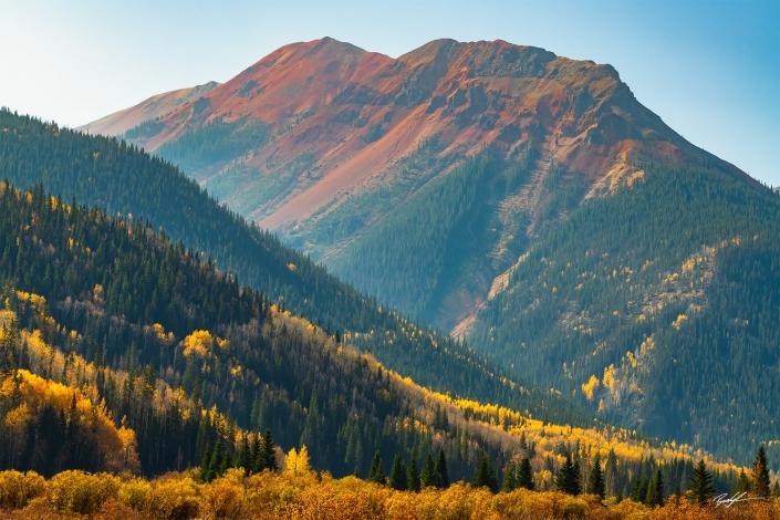 Red Mountain San Juan Mountains Colorado