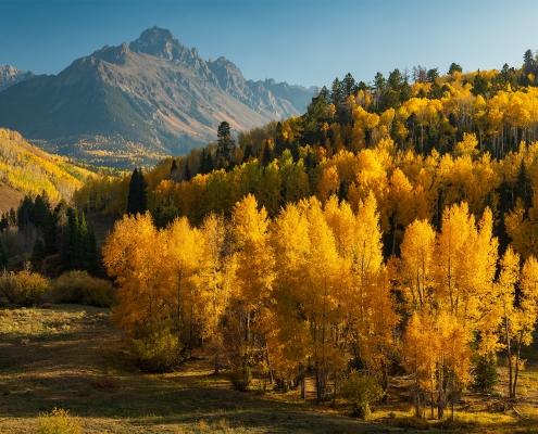Cimarron Range, San Juan Mountains, Colorado